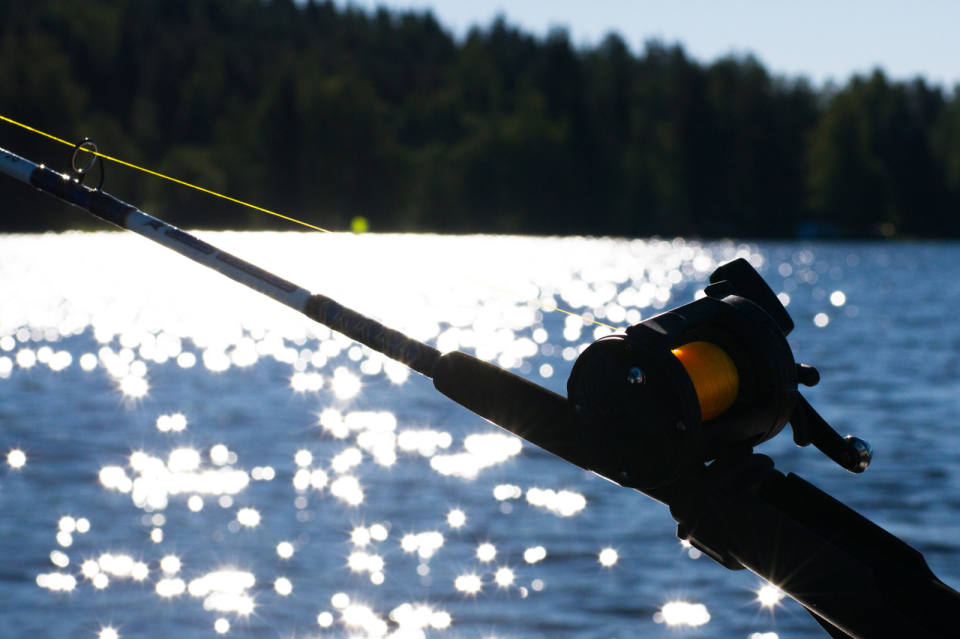 Kalastus - Kuvasarjatuli